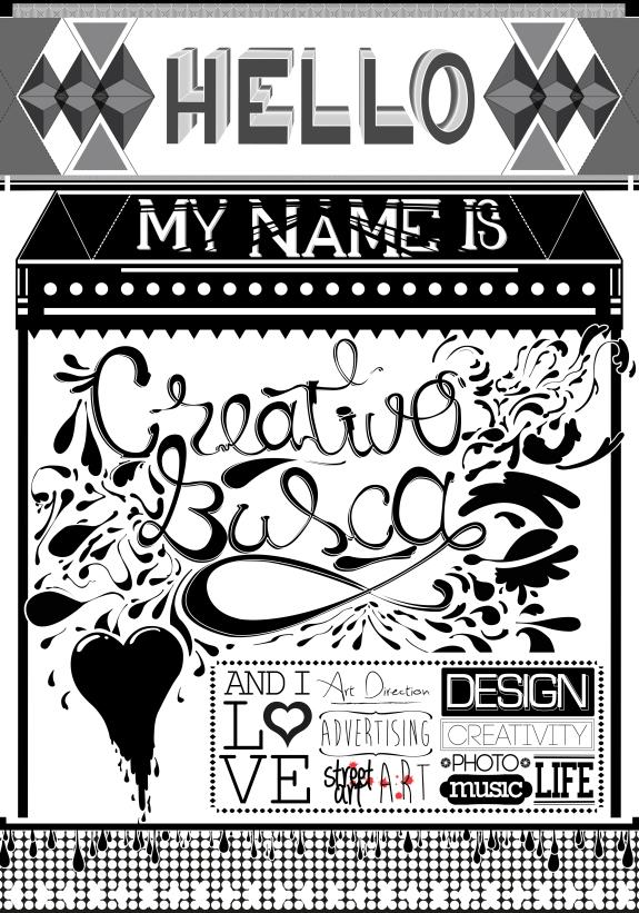 Hello-Mynameis-CreativoBusca
